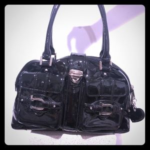 BeBe Patent Leather Purse